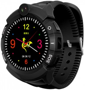 ART Watch Phone Kids z lokalizatorem GPS/WIFI Black