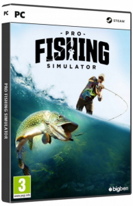 Gra Pro Fishing Simulator PL (PC)