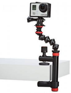 Statyw LOWEPRO Action Clamp + GorillaPod Arm