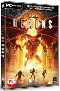 Gra Book of Demons PL (PC)