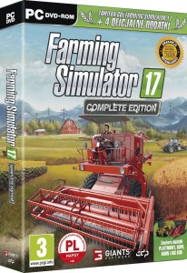 Gra Farming Simulator 2017 Complete Edition PL (PC)