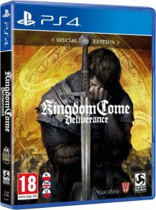 Gra Kingdom Come: Deliverance PL (PS4)