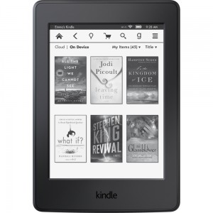 eReader Amazon Kindle Paperwhite 3 2016, 6'' HD E-ink, 4GB, WiFi sposnorowany