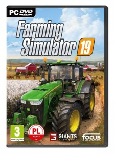Gra Farming Simulator 2019 PL (PC)
