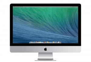 Komputer All-in-One APPLE iMac 27 MNE92ZE/A